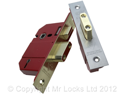 Mr Locks BS3621 Kitemarked Deadlocks