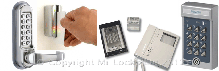 Blackwood Locksmith Access Control