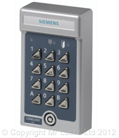 Mr Locks Electronic Code Lock