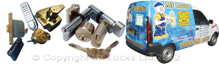 Blackwood Locksmith Locks Home