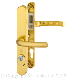 Blackwood Locksmith PVC Door Handle